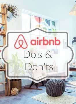 airbnb do or dont