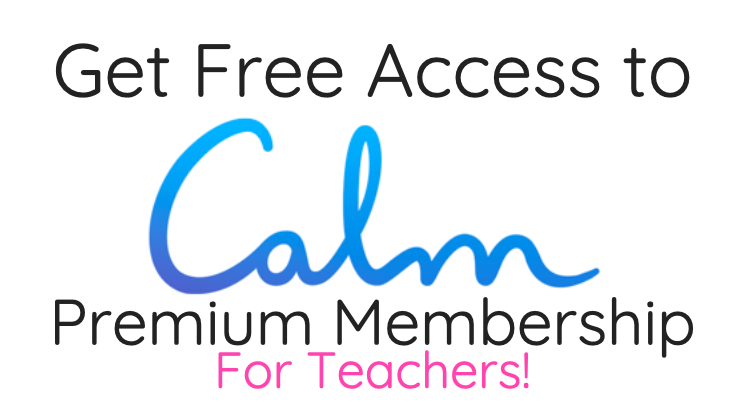 Image result for calm for teachers